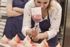 Szkolenia Cukiernicze Owoce na tartach Warsaw Academy of Pastry Arts