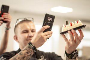 Szkolenia Cukiernicze Monoporcje Warsaw Academy of Pastry Arts