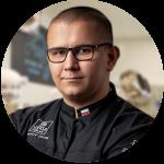 Trenerzy Akademii Warsaw Academy of Pastry Arts - Maciej Wiśniewski