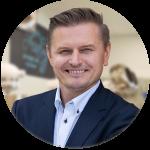 Trenerzy Akademii Warsaw Academy of Pastry Arts - Marcin Paździor