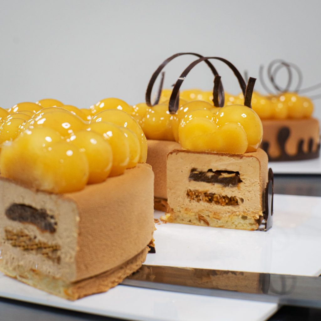 Warsaw Academy of Pastry Arts - Torty