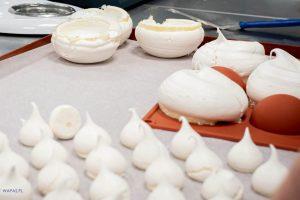 Warsaw Academy of Pastry Arts Szkolenia Cukiernicze Akademia Cukiernictwo Beza