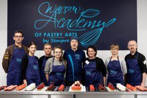 Warsaw Academy of Pastry Arts Szkolenia Cukiernicze Akademia Cukiernictwo Wypieki Walentynki