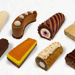 Warsaw Academy of Pastry Arts - Szkolenia Cukiernicze - Nowoczesne Ciasta Bozonarodzeniowe (95)