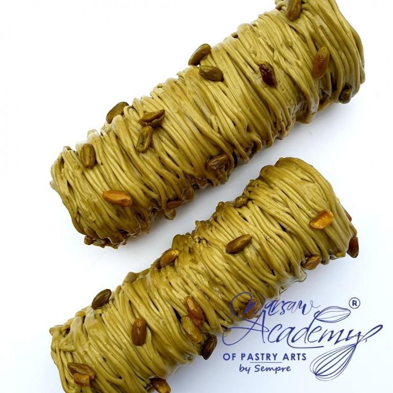 Warsaw Academy of Pastry Arts - Vege Desery z Michałem Iwaniukiem