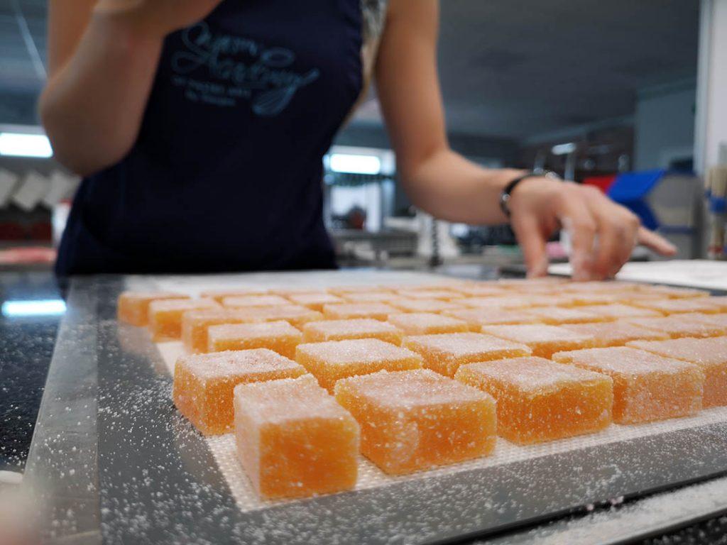 Warsaw Academy of Pastry Arts Szkolenia Cukiernicze Akademia Cukiernictwo Żelki i Lizaki
